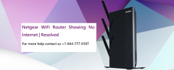 Netgear WiFi Router Showing No Internet | Resolved