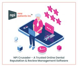 NPI Crusader – A Trusted Online Dental Reputation & Review Management Software