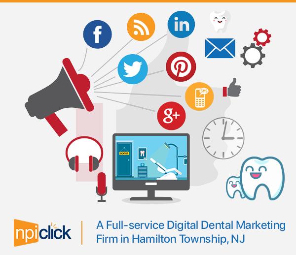 npiClick – A Full-service Digital Dental Marketing Firm in Hamilton Township, NJ