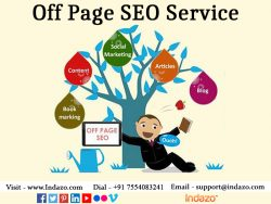 Off Page SEO Service by Indazo