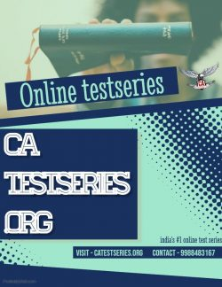 Online Test Series For CA