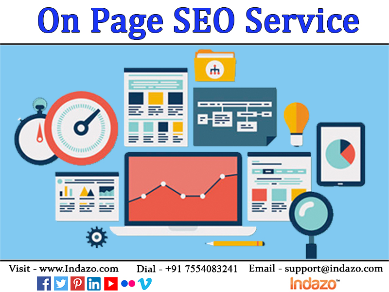 On Page SEO Service by Indazo