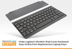 Order Logitech Ultrathin iPad Cover Keyboard Keys Online from Replacement Laptop Keys
