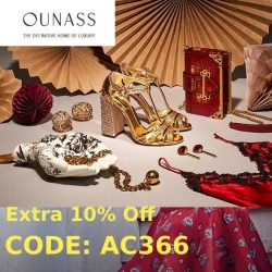 Ounass Coupon Codes: Extra 10% Off on Everythying