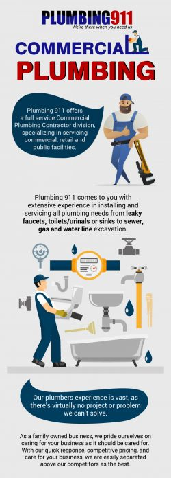 Plumbing 911 – Full-Service Commercial Plumbing Company in Norton, OH