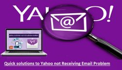 Quick Solutions to Yahoo not Receiving Email Problem