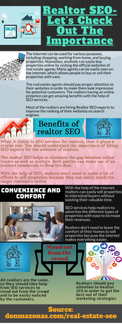How To Do realtor marketing Via SEO