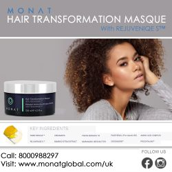 HAIR TRANSFORMATION MASQUE | MONAT Global UK