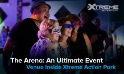 The Arena: An Ultimate Event Venue Inside Xtreme Action Park