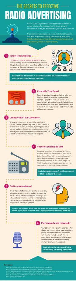 The Secrets to Effective Radio Advertising