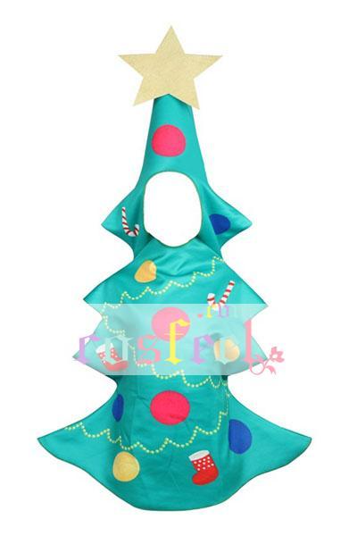クリスマス 子供 ツリー 仮装