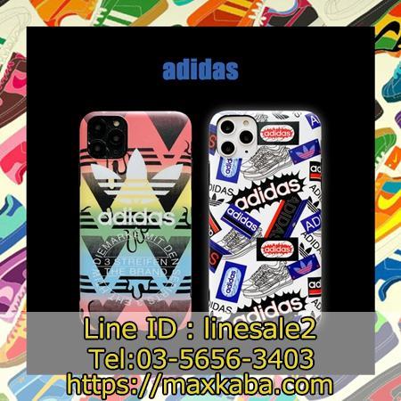 Adidas アイフォン11 pro maxケース