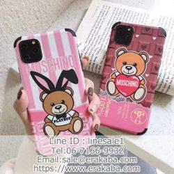 moschino iphone11 11pro 11promax ケース