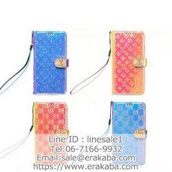 Gucci アイフォン11pro max/11proスマホケース 手帳型 ルイヴィトン エナメル革 iphone11/xs max携帯カバー