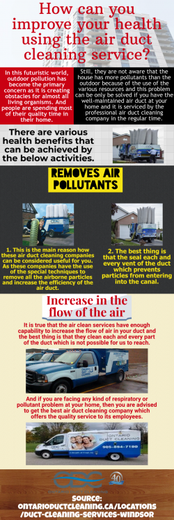 Important Information About air duct cleaning