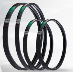 Wrapped V-Belts,Baihua Hard-Wired Rubber Belts