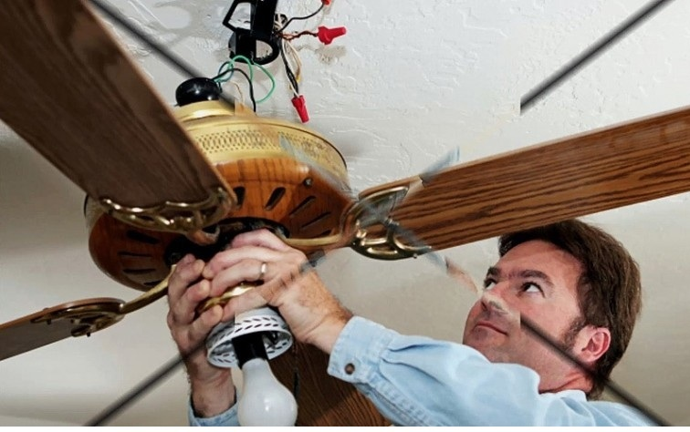Best Electrician for Ceiling Fan Installation in Boise, ID