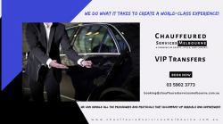 Chauffeur Driven Cars in Melbourne