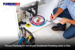Choose Plumbing 911 for all your Residential Plumbing needs in Ohio