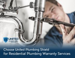 Choose United Plumbing Shield for Residential Plumbing Warranty Services