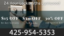 24 Hour Locksmiths Lynnwood