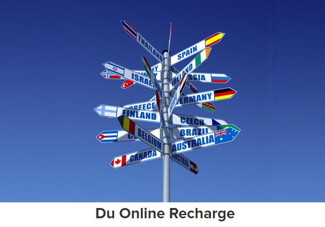 Get Done Du Recharge Online