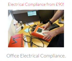 Electrical Compliance Certificate UK