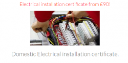 Electrical Installation Certificate London