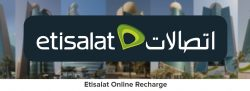 Recharge your Etisalat Online