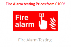 Fire Alarm Check in London and Essex
