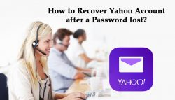 How to Recover Yahoo Account after a Password Lost?