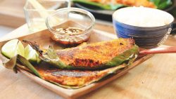 Ikan Pari Bakar · Southeast Asian Recipes · Nyonya Cooking