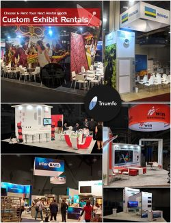 Increase Your ROI with Custom Trade Show Exhibit