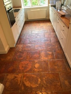 Terracotta Floor Cleaning Dublin