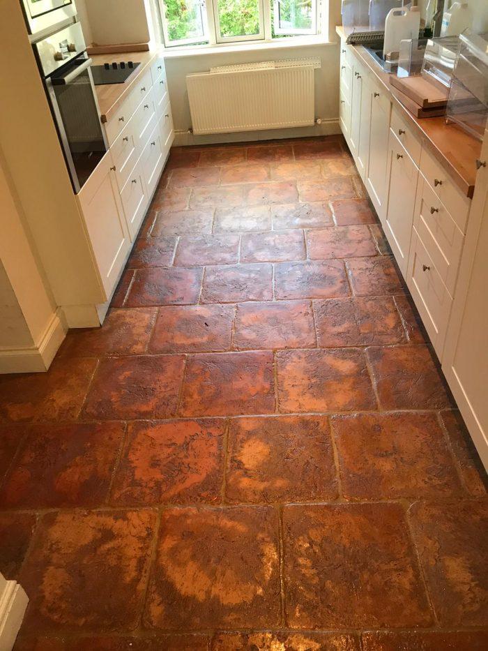 Terracotta Floor Cleaning Dublin