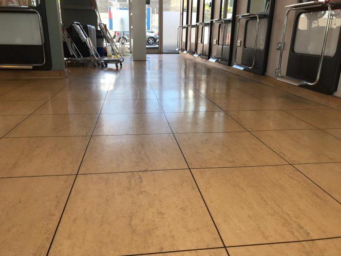 Amtico Floor Cleaning