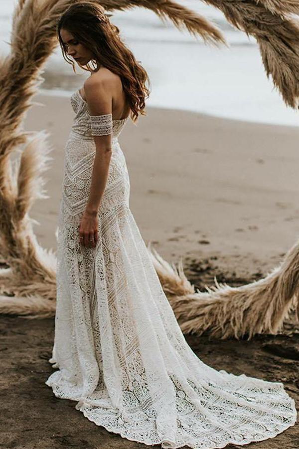 Guidance on Choosing 2020 White Affordable Wedding Dresses