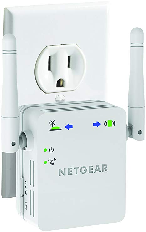 How To Setup Netgear N300 WN3000RP Wifi Range Extender