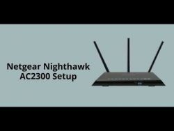 How to Set up and Secure Your Netgear AC2300 Router