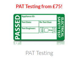 London PAT Testing & PAT Test Certificate