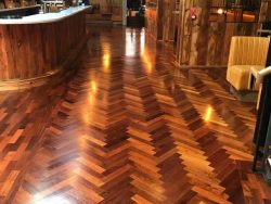 Wood Floor Cleaning & Wood Floor Polishing Services