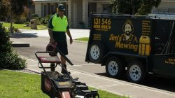 Lawn Mowing Box Hill