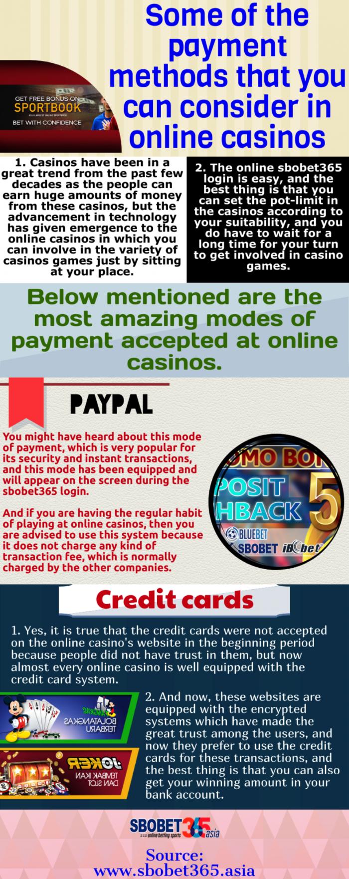 Sbobet365 login-Play gambling games to make big fortunes.