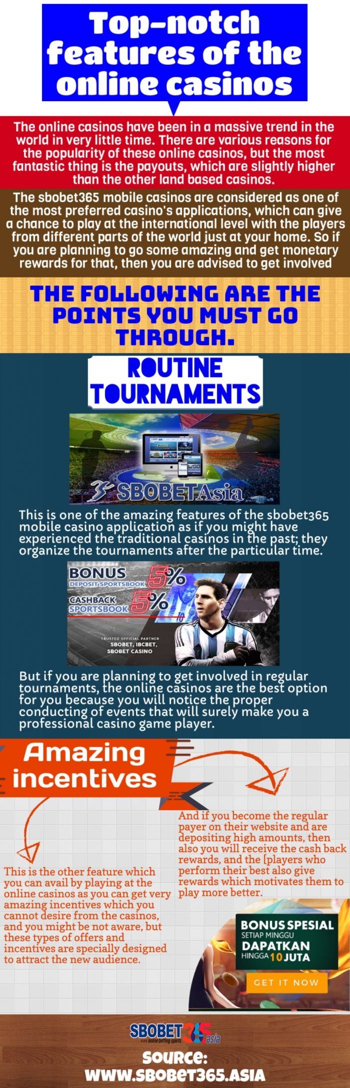SBOBET365 mobile-Various games you can play