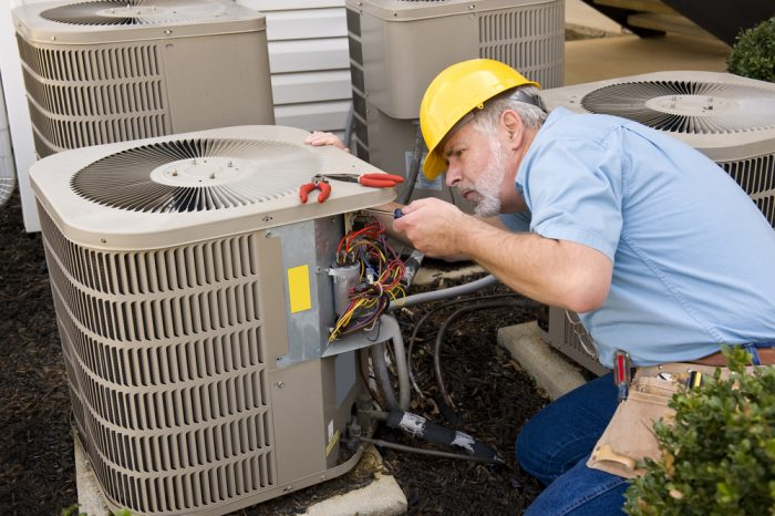Don't Get Stuck Without Heat or Air Conditioning