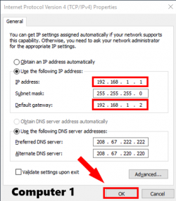 8777000262 Techwiser Global: How to Share Files Using LAN Cable