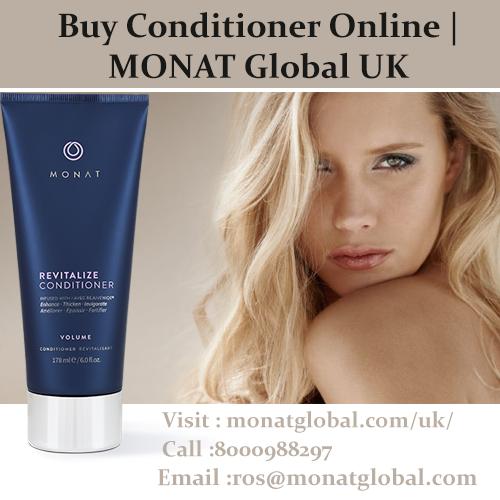 Buy Conditioner Online | MONAT Global UK