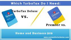 TurboTax deluxe vs. premier 2019