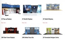10 x 20 Trade Show Displays