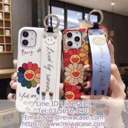 村上隆 ひまわり iphone11 ケース